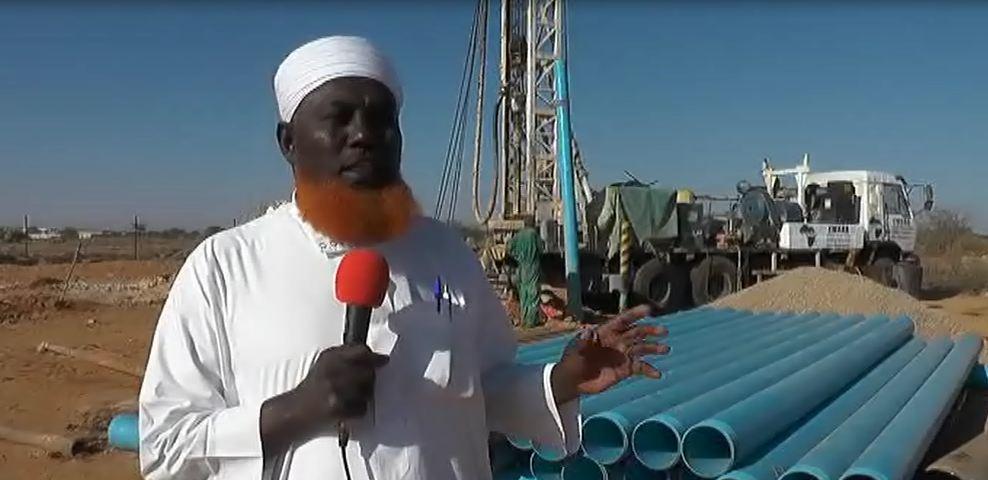 Daawo: Hay'adda EWADA oo soo Gebogabaysay wejigii 1aad ee ceelbiyoodki u horeyey lagu qodo Riiga Cusub