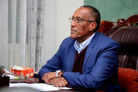 War Deg Deg Ah Madaxweynaha Somaliland Oo Hada Xilal Cusub Magacabay Iyo Waxa Ay Kala Yihiin.