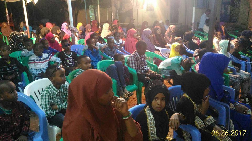 Daawo: Caweyskii Carruurta Burco ee Xalay iyo Wacdaraha Weedhihi Caruurta+SAWIRO
