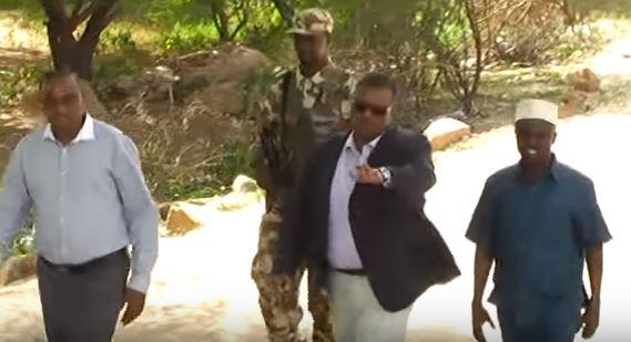 Daawo:Agaasimaha Guud Ee Wasaarada arimaha Gudaha Somaliland Oo Gaadhay Magaalada Borame Iyo Dareenka Ku Xeeran