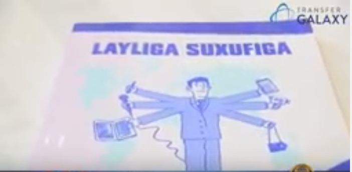 Daawo:Buug Lamagac Baxay Layliga Saxaafadda Oo Magaalada Hargeysa Lagu Soo Bandhigay Iyo Rug Cadaayo Saxaafada Ah Oo Ka Qayb Galay