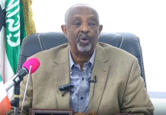 DAAWO Wasiirka Arimaha Gudaha Somaliland Oo Ka Hadlay Dagaalka Ka Dhacay Deegaanka Darar Weyne +Fariina Diray.