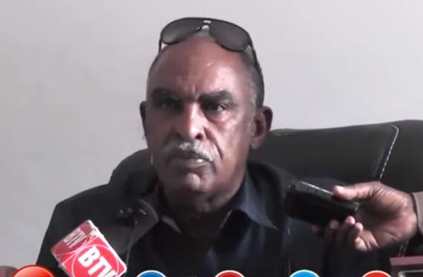 Hargeisa:-Wasarada Arimaha Gudaha Somaliland Oo u Hanjabtay UDiraya Beelaha Celafweyn & Xildhibaanada Golaha Deeganka Magaalada Berbera.