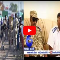Deg Deg Daawo;Ciidanka Booliska Somaliland oo Gacanta Ku Soo Dhigay Koox Maleeshiyo uu Soo Abaabulay Sheikh Adan Sunne