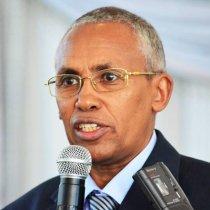 Wasiirka Arimaha Dibida Somaliland Sacad Cali Shire Oo Ka Hadlay Qorshaha Xukuumadan Ee Ku Aadan Wada Hadaladii Somaliland , Somaliya iyo Khaatumo
