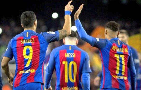 Barcelona Oo Iska Xaadirisay Sideed Dhamaadka Copa Del Rey, Balaugrana Oo Dhinaca Kale U Dhigtay Natiijadii San Mames Xili MSN Ay Dhulka Jiideen Athletic Bilbao