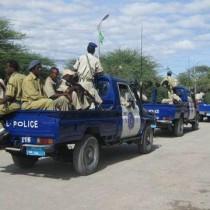 Magaalada Burco Oo Si Wayn Looga Dareemay Heegankii Cusla Ee La Geeliyey Ciidanka Booliska Somaliland