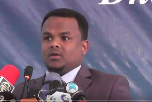 Daawo:Gudoomiyaha Haayada Shaqaalaha Dawlada Oo Khudbad Qiimo Badan Ka Jeediyey Xuska Dhalinyarada Somaliland.