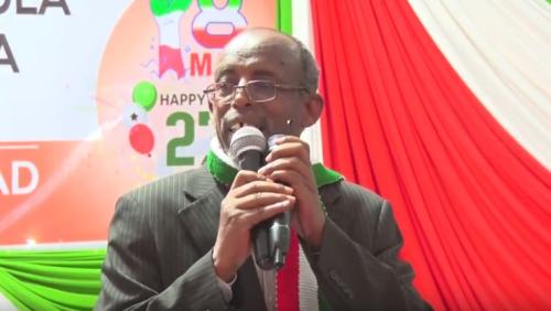"""Hargaysa:-Madaxweyne Muuse Biixi Xisbiga WADDANI Baa Lugaha Iskugu Dhufanaya""""…. Xildhibaan Ka Mida Barlamaanka"""