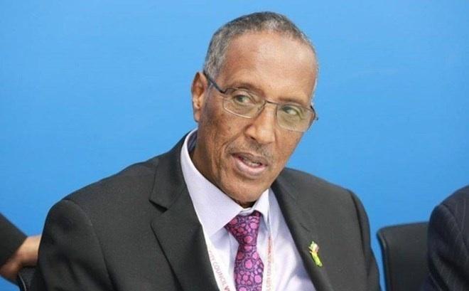 Emaradka:- Imaaraadka oo ciidamo u tababaraya Somaliland.