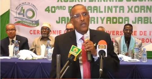 """""""Laba Jaar Oo Soomaaliyeed Ayey Somaliland Leedahay Midi Waa Jabuuti Oo Aanu Ku Hambalyeynayno Horu Marka Ay Gaadhay Midina Waa....."""" Murashax Muuse Biixi -"""