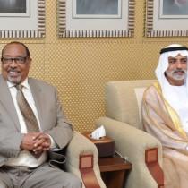 Daawo:Madaxwaynaha Jamhuuriyada Somaliland Oo Kulan La Qaatay Jahliyada Reer Somaliland Ee Wadanka Imaaradka Carabta