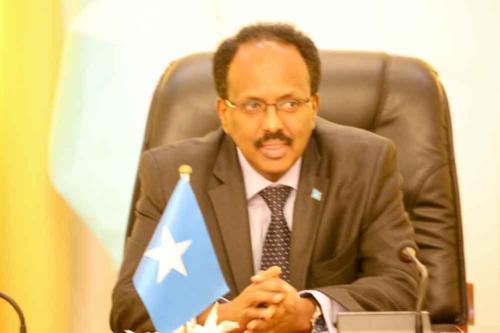 Muqdisho: Farmaajo oo ka hadlay Dagaalka Tukeraq ku dhex maraya Somaliland iyo maamulka puntland