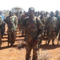 Deg DegQaarKaMidaCiidankiiMadaxtooyaddaCabdiwaliGaasOoIskuOo Dhiibay CiidankaMilatariga Somaliland.