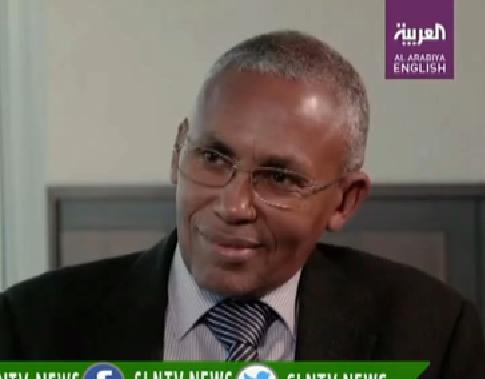 Dubia:- Gudaha:- Tvga All Carabiya Oo Waraysi Xiiso Badan La Yeeshay Wasiirka Arimaha Dibida Somaliland Sacad Cali Shire.