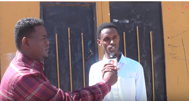 Daawo Dareenka Farxadeed Ee Wiilkii Kaalinta Koowaad U Galay Dhamaan Ardayda Somaliland