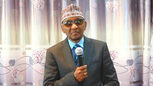 DAAWO Siyaasi Bile Rafle Oo Markii Ugu Horaysa Ka Hadlay Wada-Hadalad Somaliland Iyo Somalia Iyo Waxa Uu Ka Yidhi.