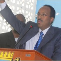 Daawo:Warbaahinta Caalamka oo Soo Dhoweysay Madaxweynaha Cusub ee Dalka Somalia Loo Doortay ee Md Farmaajo.