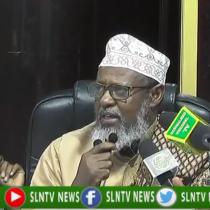 Hargeysa: Daawo Wasiirka Diinta iyo Aw qaafta Somaliland Oo Xadhiga ka jaray Masjidka Al- ansaar ee Magaalada Hargeisa
