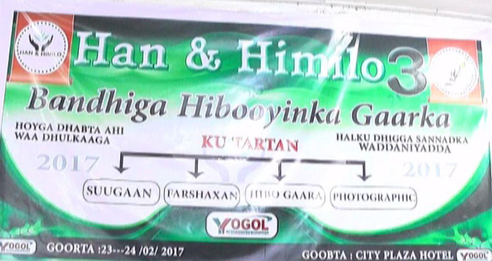Daawo:Baarnaamijii Han Iyo Himilo Oo Munaasibad Balaadhan lagu Soo Gaba Gabeyey + Abaar Marino Lagu Taxay Dhalinyaro