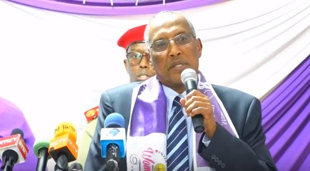 Hargeysa: Daawo Madaxweyne Muse Biixi oo Si Adag Ugu Jawaabay Dowlada Somalia Digniina Culus Iyo Hanjabaad Dagaal'ba u Diray