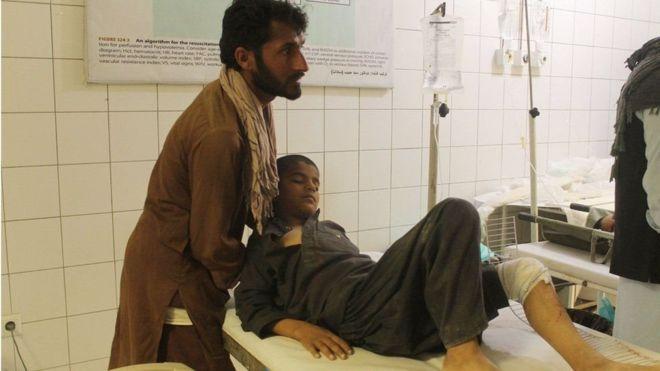 Kunduz:-Diyaaradaha dagaalka Afghanistan oo laayay dad rayid ah.