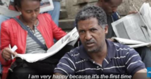 Daawo: Shacabka Ethiopia Oo Dareen Farxadeed Ku Qaabilay Guusha Tedros Adhanom Loogu Doortay Madaxa Hayada Caafimaadka Aduunka (WHO)
