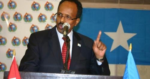 Madaxweynaha Somaliya Oo Ka Hadlay Mudada Uu Raysal Wasaarihiisu Ku Soo Magacaabay Xubnaha Golaha Wasiirada.