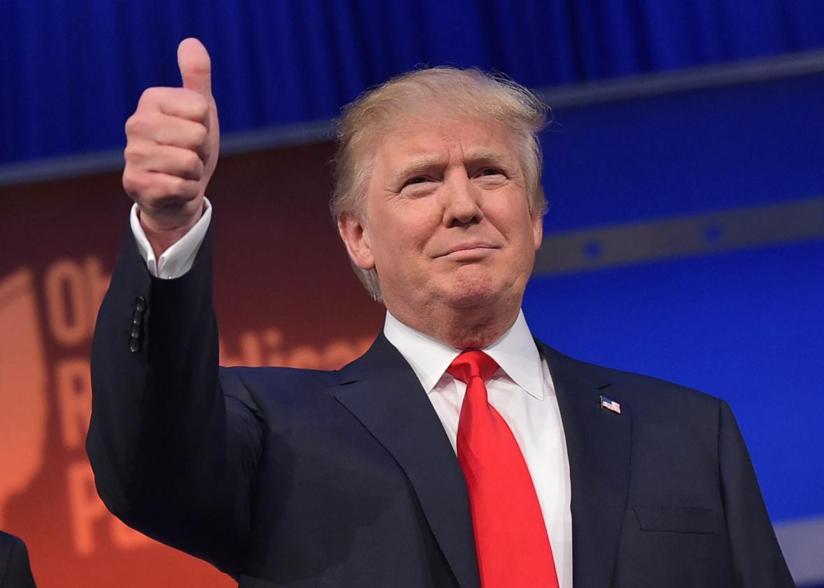 Donald Trump Oo Xil Sare U Magacaabay Wiil Uu Sodog U Yahay iyo Dood Arintaasi Ka taagan