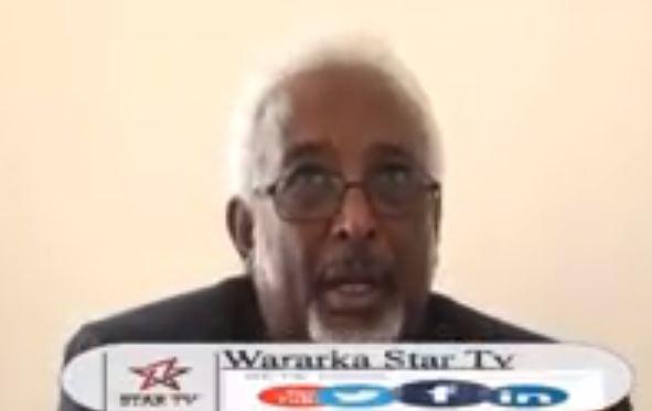 Daawo: Wasiir Warancadde oo shacabka Somaliland ku Dhaliilay inay Mudaharaadada ku Degdegaaan kana hadlay Mudhaharadki ka dhacay SHEEKH