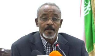 Hargeisa:- WasiirKa Warfaafinta Somalilanf Oo Raali Galin Ka Bixiyey Aflagaadooyin Uu Ugeystay Hablaha Beesha Ciidagale.