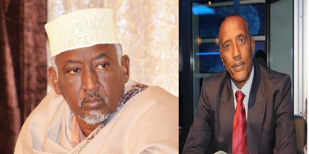 Kulan Dhexmaray Madaxwaynaha Cusub Ee Somaliland Muuse Biixi Cabdi Iyo Suldaan Maxmed Xirsi Qani +Arimaha Laga Wada Hadlay.