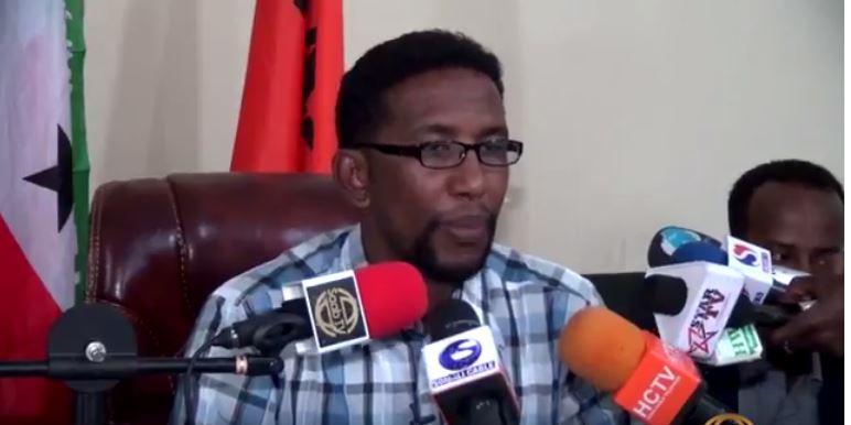 Daawo; Xisbsiga Waddani Oo Eedayn u jeediyey ciidamad booliska