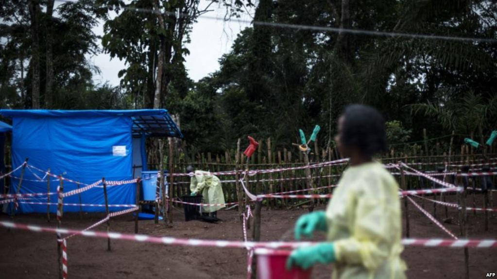 Congo:-Cudurka Ebola Oo Mar Kale Ka Dillaacay Qaaradda Afrika
