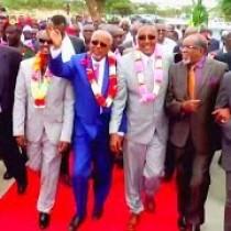 Daawo:Gurmadkii Dalkaad Tahay,Hees Cajiiba Oo Markii Ugu Horaysay Loo Sameeyay Madaxweyne Ku-Xigeenka Somaliland,