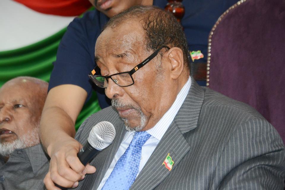 Daawo:Nuxurka khudbadii Uu Saaka Madaxweyne Siilanyo U Jeediyey Xildhibaanada Labada Gole Ee Somaliland