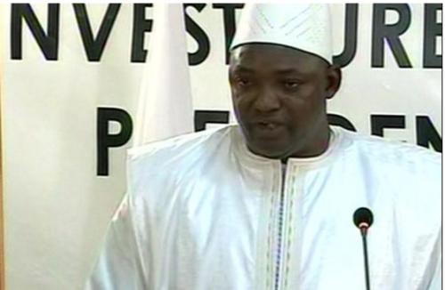 Senegal Oo Galisay Ciidan Gudaha Dalka Gambia Si'ay U Taageerto Madaxwaynaha Ladoortay.