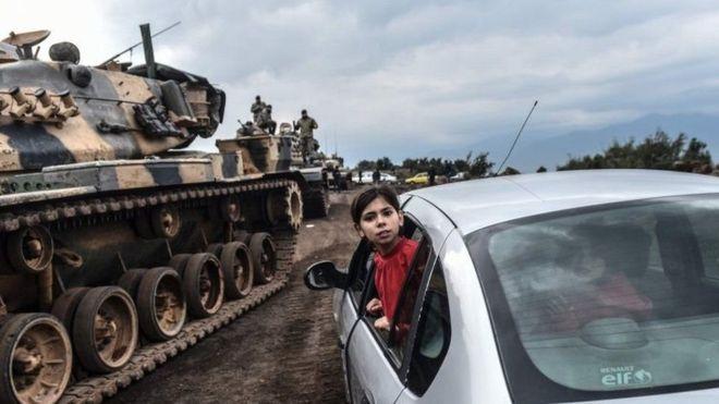 Turkiga oo dalbaday NATO in ay taageerto duulaankiisa ka dhanka ah Kurdiyiinta