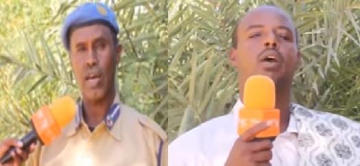 Daawo: Taliyaasha Ciidamada Boolisk ee Gobolka Togdheer oo faahfaahiyey sababta loo xidhey baabuurti xaglatosiye iyo ciidankii saarna