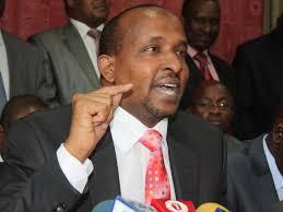 Kenya:- Madaxa Golaha Aqlabiyada Barlamaanka Kenya Oo Eedo Culus U Jeediyay Mid Ka Mida Masuliyinta Dawlada.