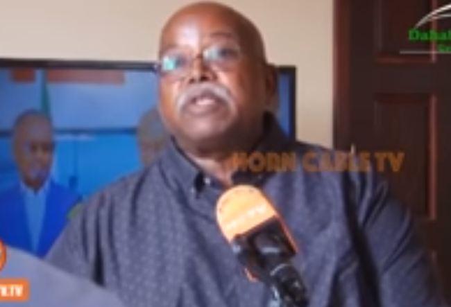 Hargeysa: Daawo Cabdilaahi Jawaan oo si adag isaga difaacay Eedo uga yimid Komishanka Doorashooyinka