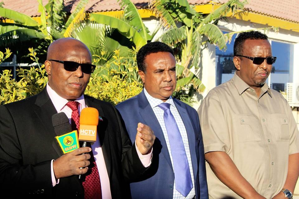 Daawo:Wasiirka Qorsheenta Somaliland Iyo Weftiga Balaadhan Oo U Hogaaminaayo OO Dalka Ku Soo Laabtay Kana Warbxiyey U Jeeda Uu Daranaa Socdaalkoodu