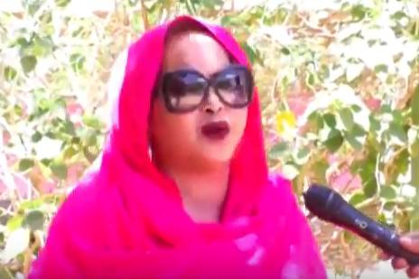 Daawo:La Taliyaha Arrimaha Ganacsiga Ee X Waddani Ayaa Bogaadisay Qaabilaadii Xisbigu Kala Kulmay Burco