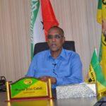 Murashaxa Madaxweynaha Xisbiga KULMIYE oo Dhallinyarada Somaliland ku Hambalyeeyey Xuska Munaasibadda 20-ka February