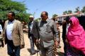 Madaxweynaha Somaliland Oo Mar Kale Kormeer Ku Soo Maray Goobihii Dhibaatadu Ka Gaadhay Roobka+Sawiro