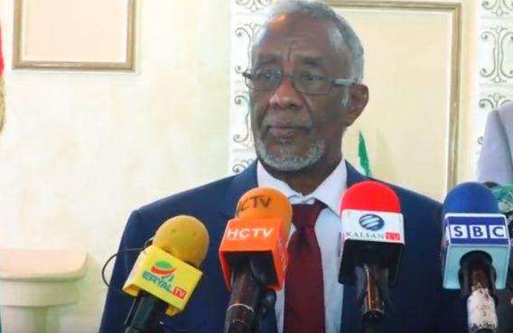 Daawo Madaxwaynaha jamuriyada Somaliland Oo Dalka Dib Ugu Soo Labtay