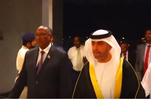 DUBAI: Daawo Madaxweynaha Somaliland oo si meeqaam sare ah loogu Soo Dhoweeyey Imaaraatka