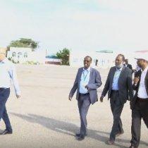 Daawo:Komishanka Doorashooyinka Somaliland Oo Maanta Lasoo Degay Agabkii Codbixinta