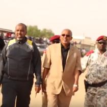 Daawo: Madaxweyne Kuxigeenka Somaliland oo Maanta Soo Xidhay Tartanki Koobka Kubadda Ramadaanta ee Ka Socday Hargeisa.
