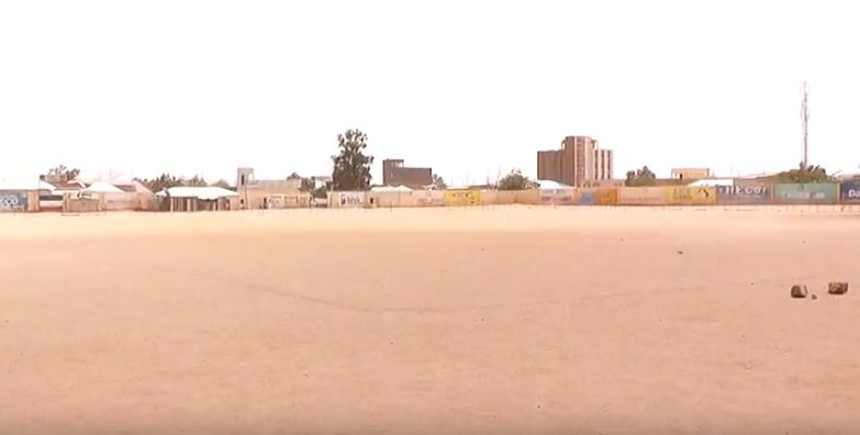 Daawo: Garoonka Kubadda ee BURCO ee ALAMZAY Stadium ee Magaalada BURCO oo Isko Dumay Isago Maraya Heerki Ugu Liidatay Abid